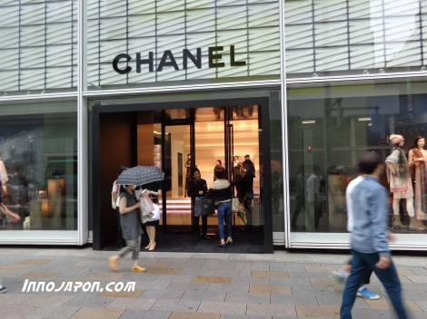 Boutique chanel