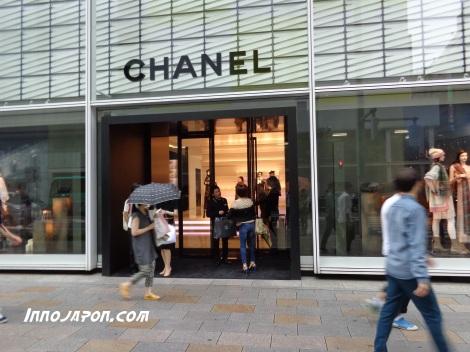Boutique chanel
