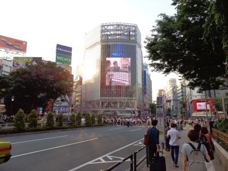 Carrefour Shibuya