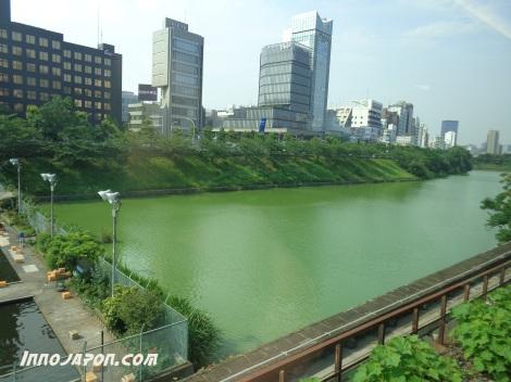 Fleuve Sumida Akihabara