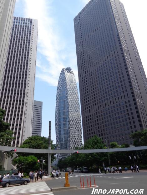 Gratte-ciel Shinjuku