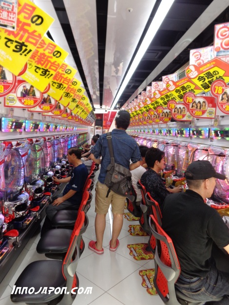Machines à sous Akihabara