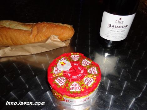 Repas français