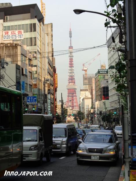 Roppongi - Tokyo Tower