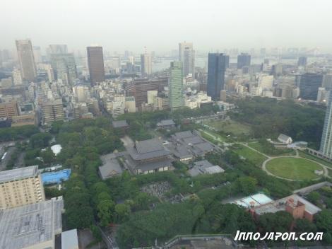 Vue Tokyo Tower 1