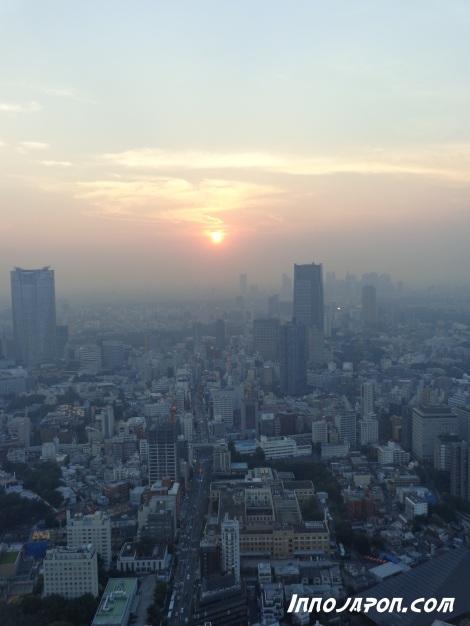 Vue Tokyo Tower 2