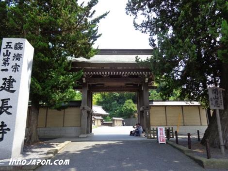 Kencho-ji entrée