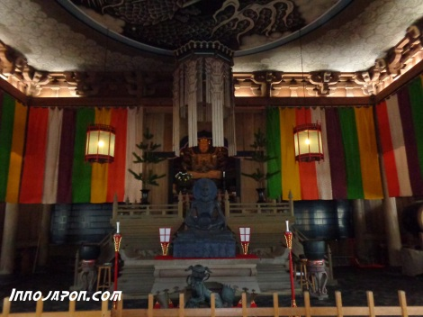 Kencho-ji Interieur 1