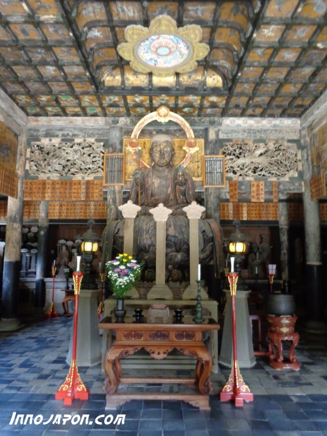Kencho-ji Interieur