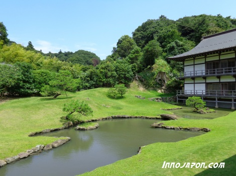 Kencho-ji Jardin