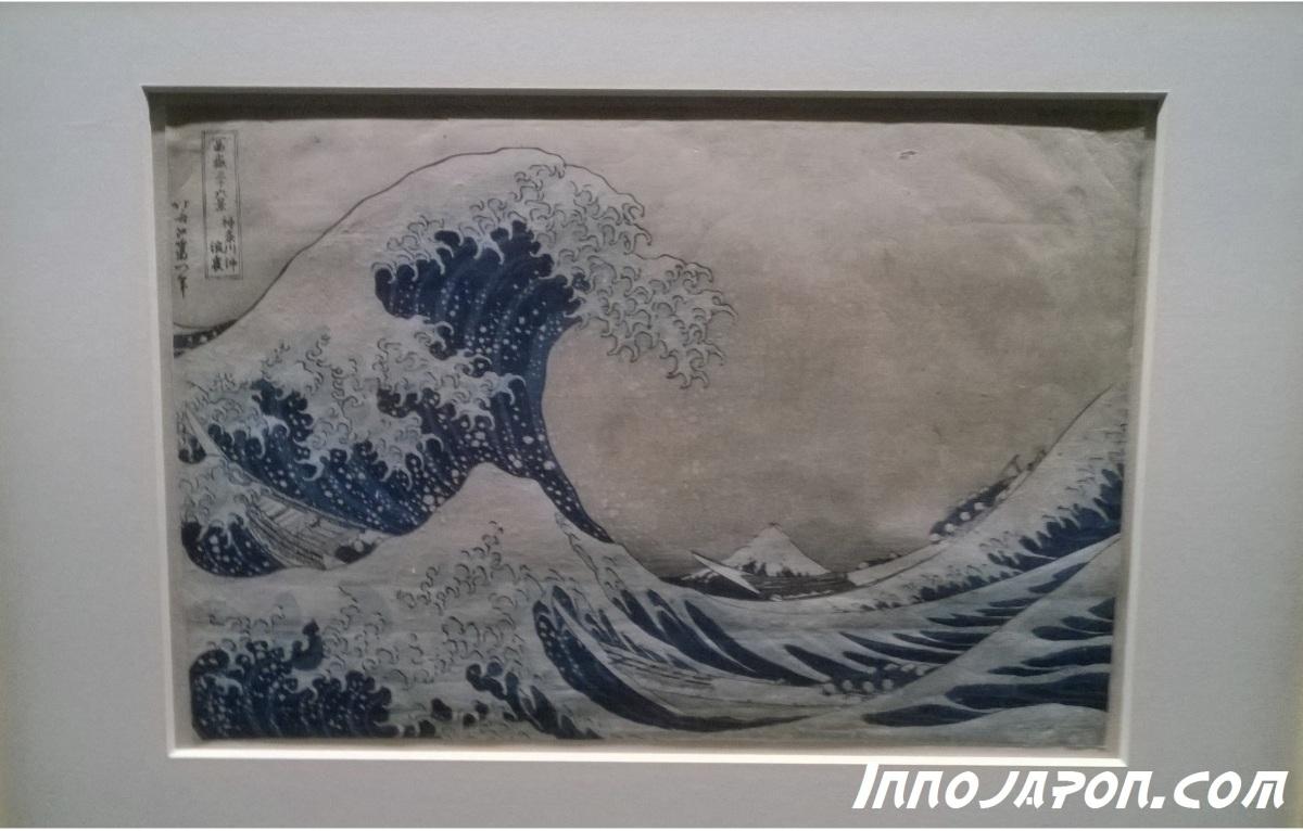 La Vague de Hokusai
