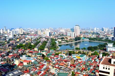 Vue d'Hanoi