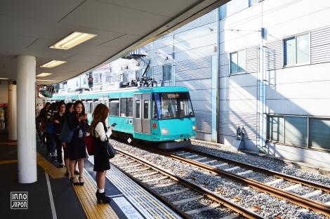 Direction la Tokyo Sky Tree !