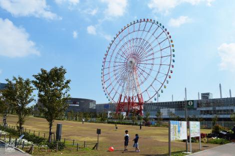 Odaiba grande roue