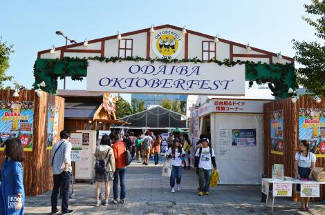 Odaiba Oktober Fest 1