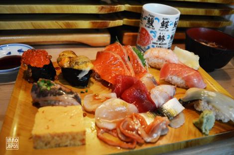 Tsukiji sushi 3