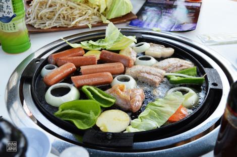 Yomiuri Land BBQ