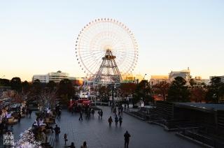 La vue classique à Minatomirai