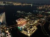 Panorama Yokohama nuit