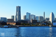 Vue depuis Nihon Odori