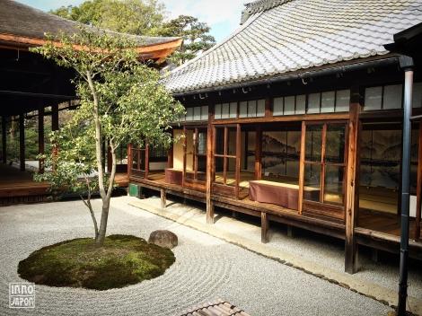 Kyoto jardin zen