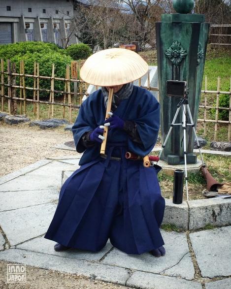Kyoto moine
