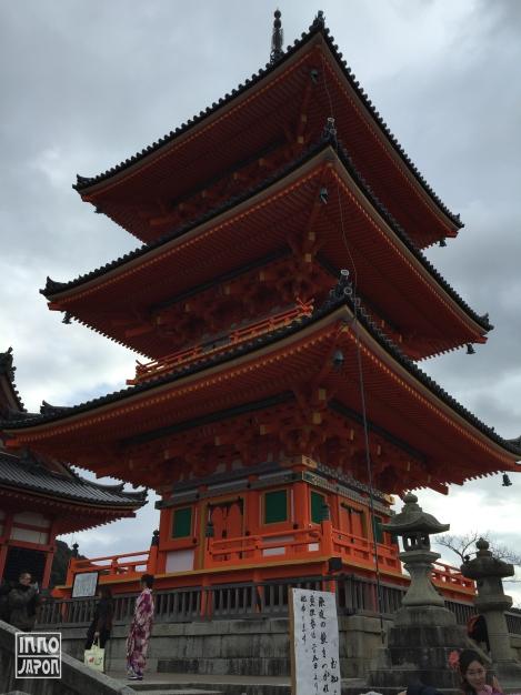 Kyoto pagode